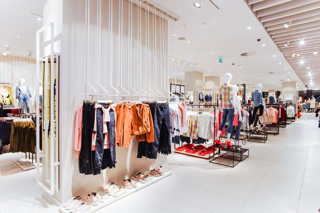 7 Reserved Flagship store in St. Petersburg SC Galeria