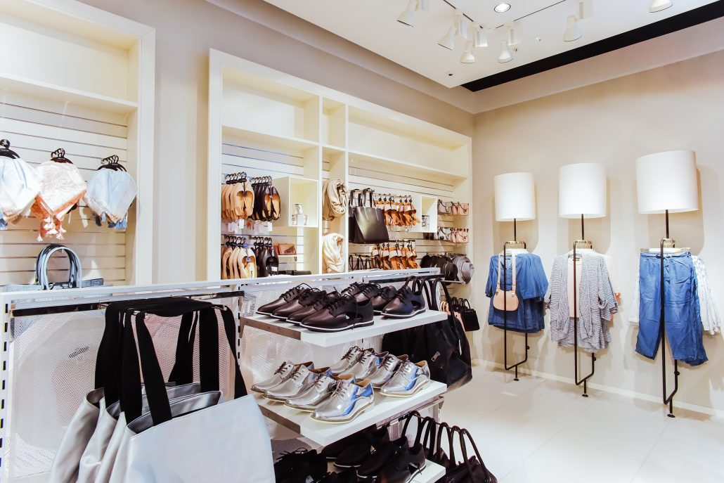 8 Reserved Flagship store in St. Petersburg SC Galeria