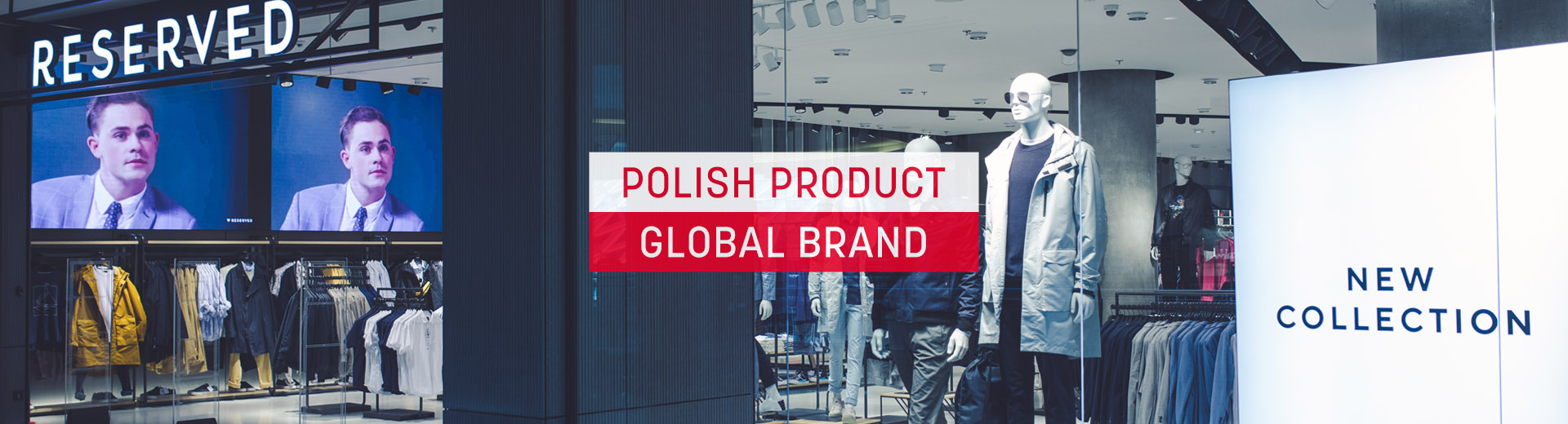 LPP IS A POLISH CLOTHING COMPANY